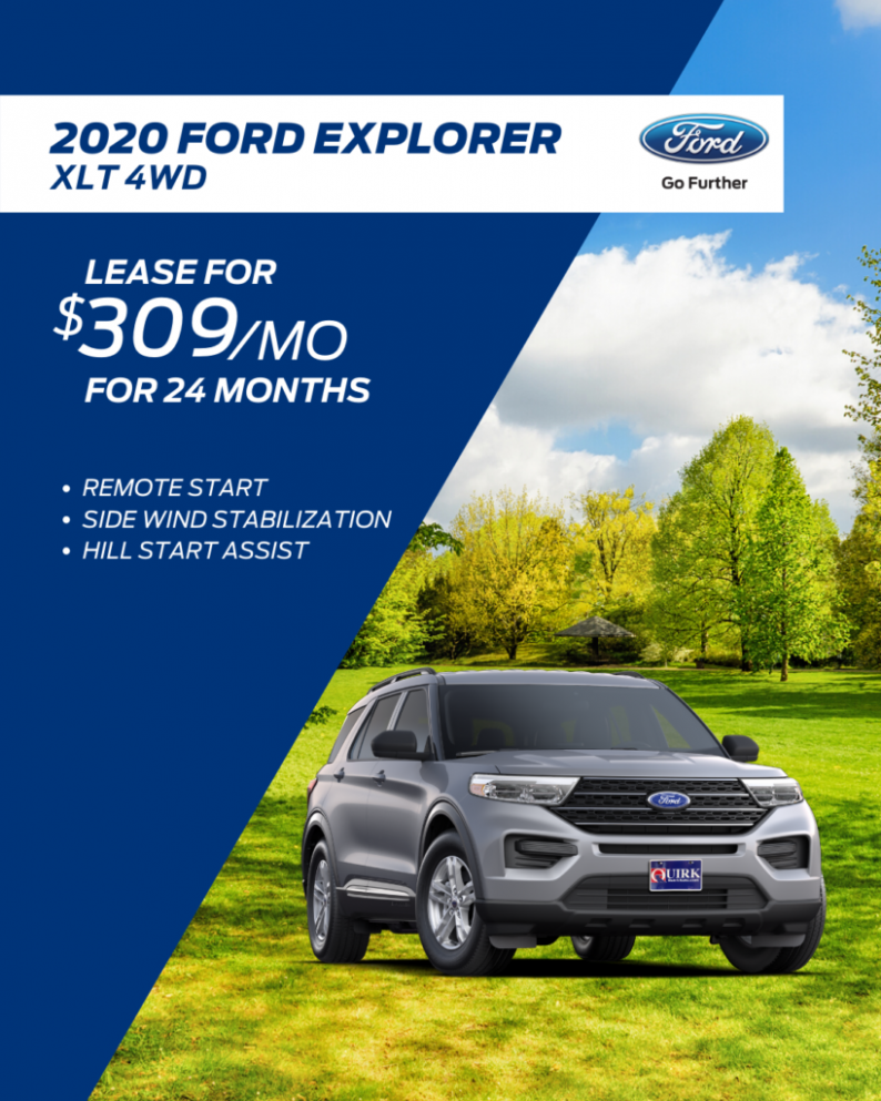 Current Ford Specials | Quirk Auto Group of Maine