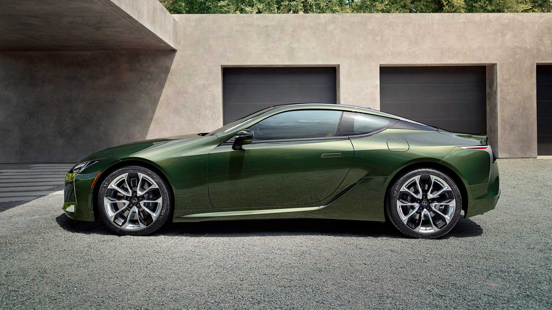 Die limitierte Lexus LC Club Edition | News & Events | Lexus DE