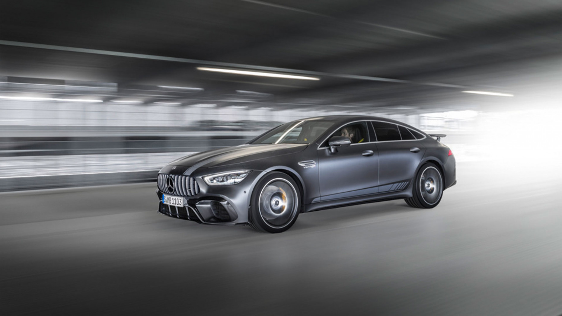 Die neue Mercedes-AMG GT 8 S 8MATIC+ Edition 8 - 2020 mercedes amg gt 4 door coupe
