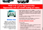 Diploma Apprentice Trainee Job in India - Engineering, Civil and ...