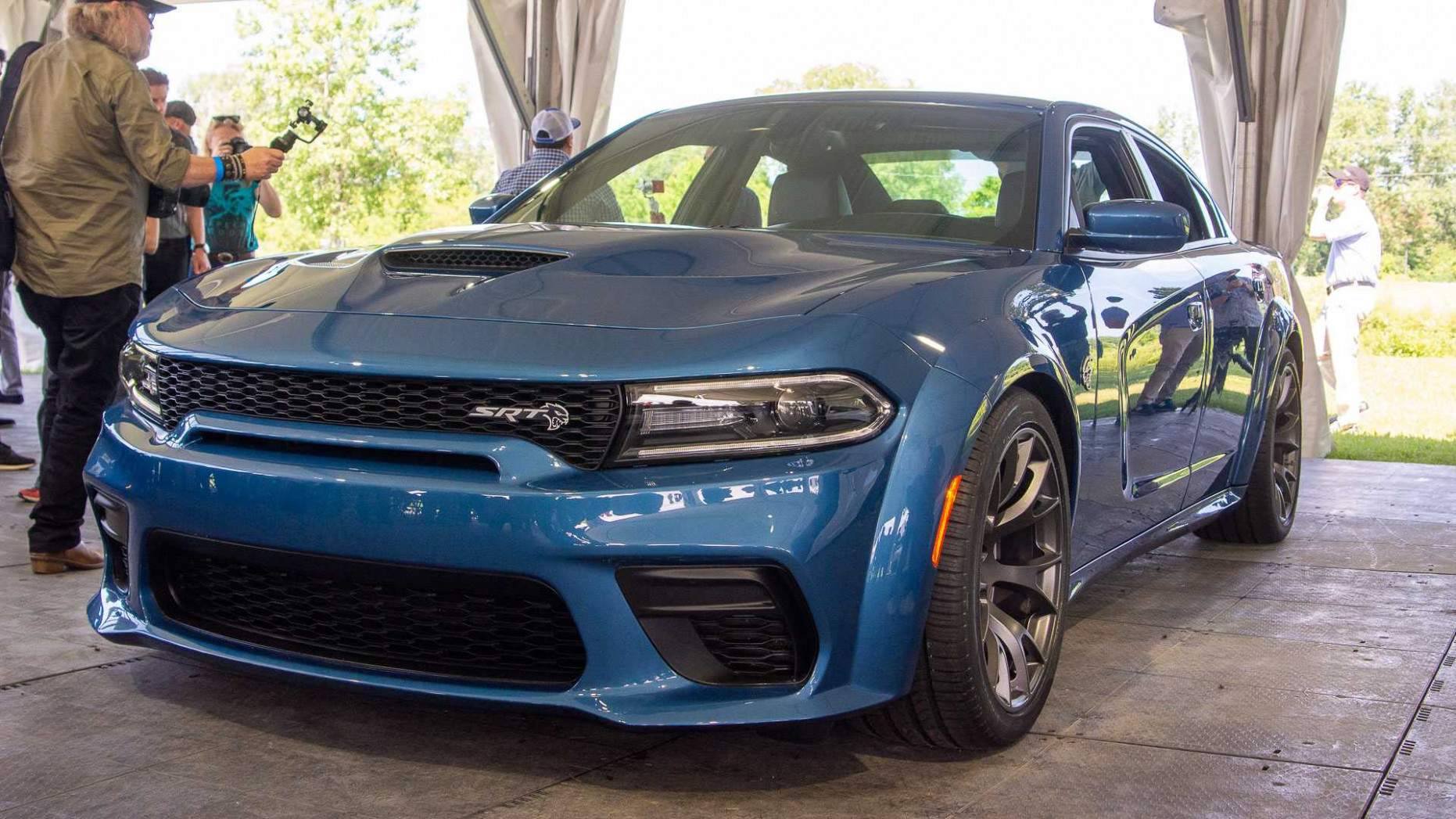 Dodge Charger Widebody Debuts For Hellcat And Scat Pack - 2020 dodge srt hellcat