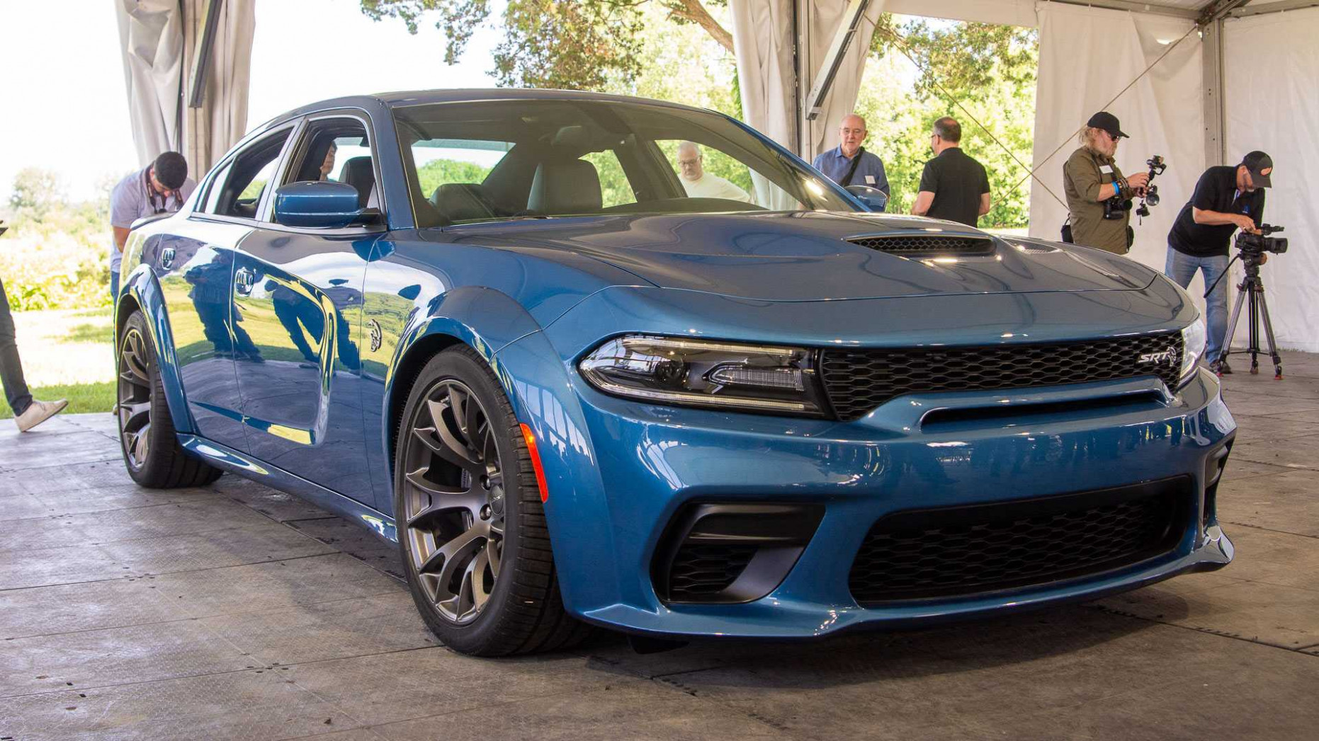 Dodge Charger: Widebody für Hellcat und Scat Pack - 2020 dodge charger