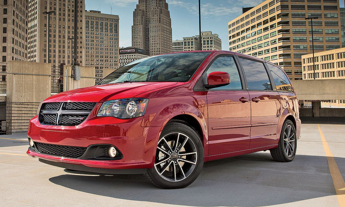 Dodge Grand Caravan production to end in May 6, forecasting ...