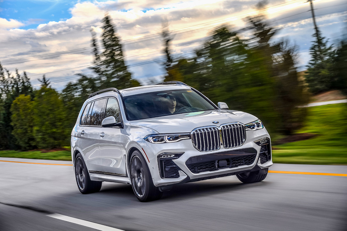 Driven: 8 BMW X8 xDrive8i, BMW Goes Big. • Rides & Drives