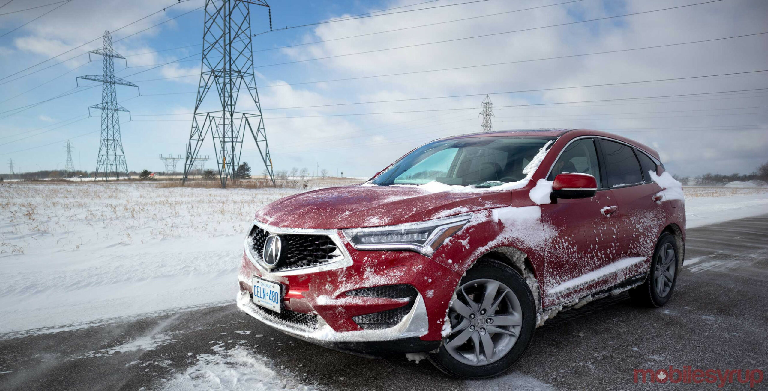 Driving the Acura RDX: What we do while waiting for the future of ..