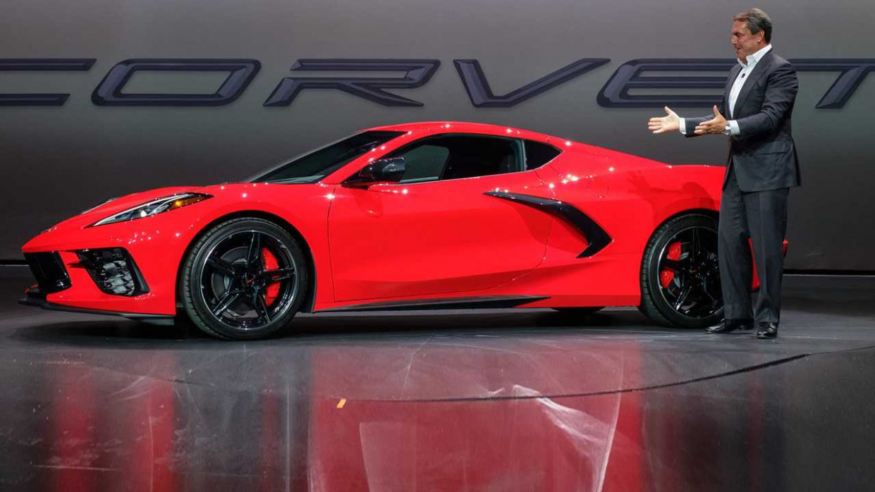 Ferrari Fans React To The Mid-Engine Chevy Corvette C7