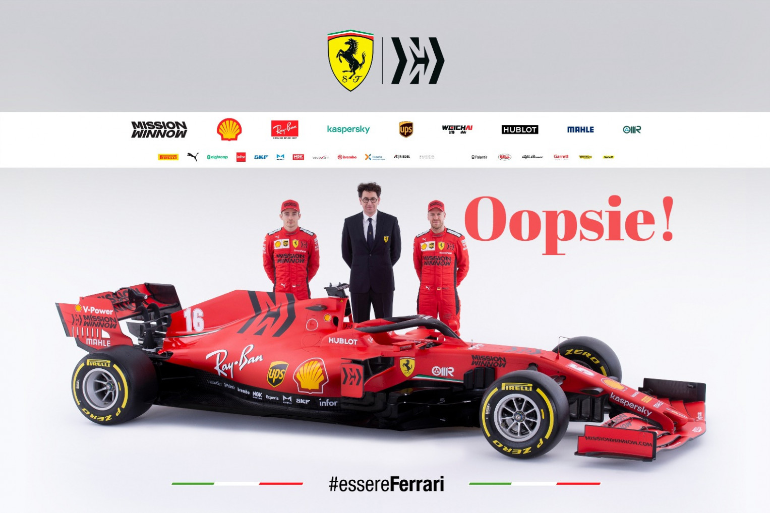 Ferrari is in Legal Trouble Over 7 Formula 7 Car Just Days ...