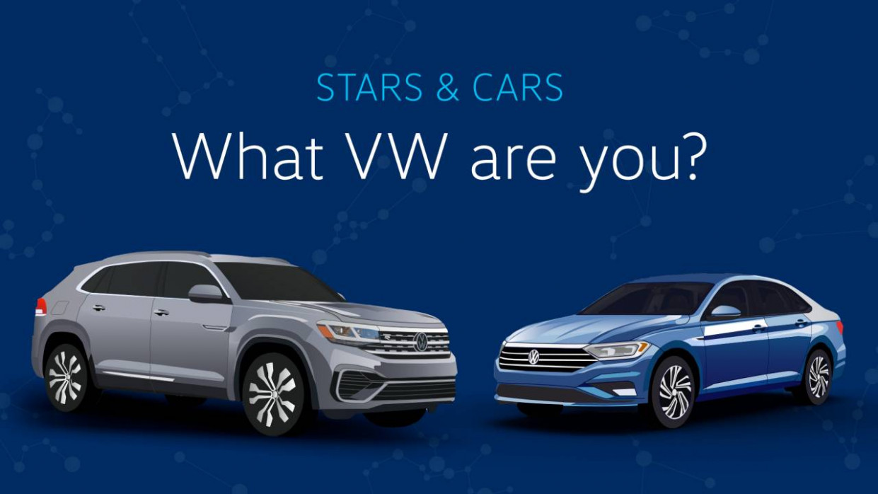 Find out which Volkswagen vehicle is ideal for your zodiac sign ...