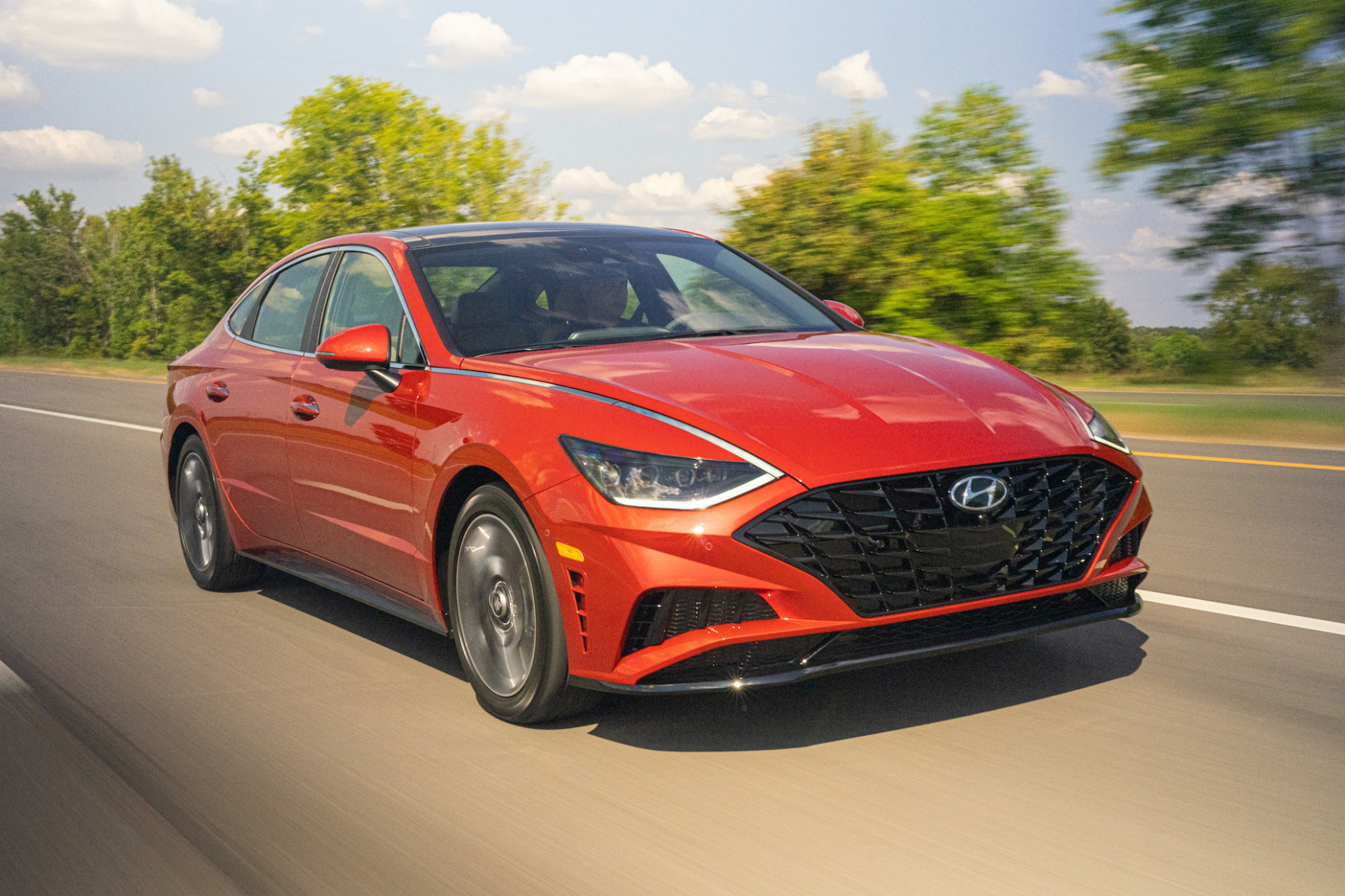 First drive review: 8 Hyundai Sonata Limited does the work of ...