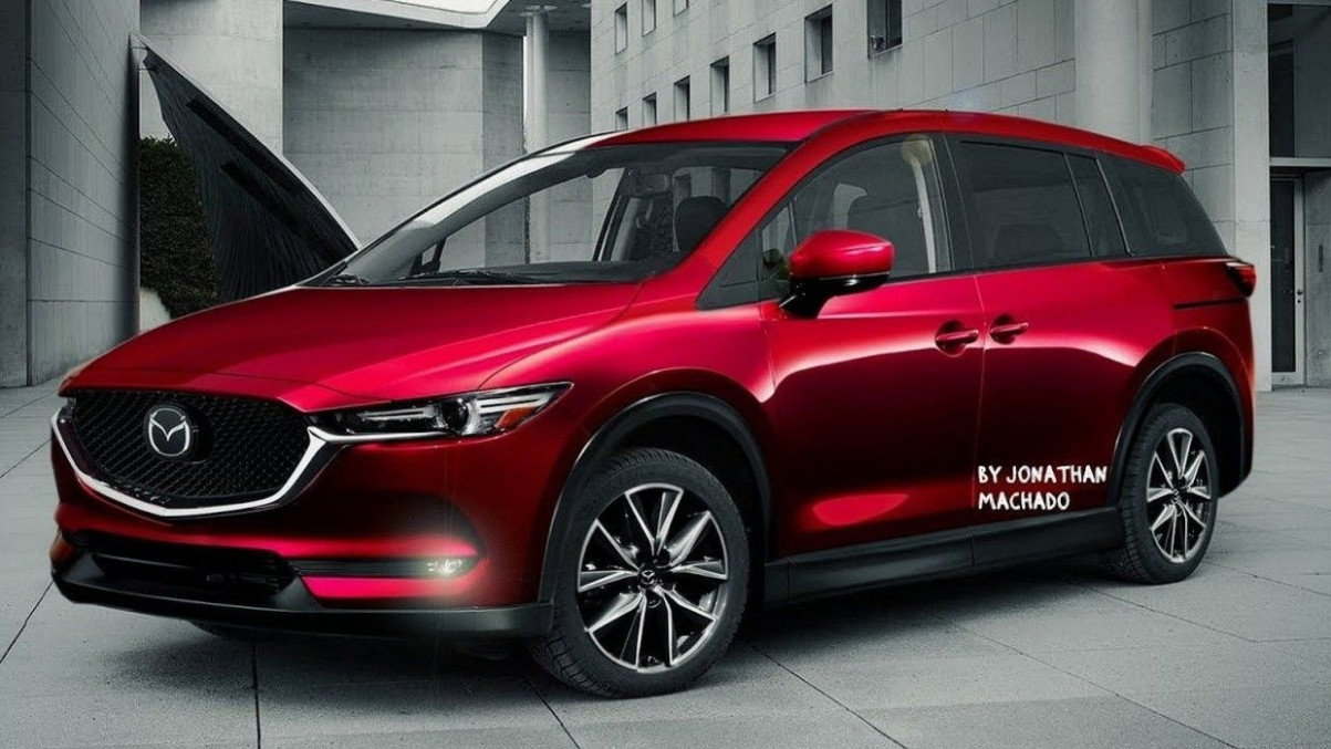 Five Secrets You Will Not Want To Know About Mazda Suv 6 Design ..