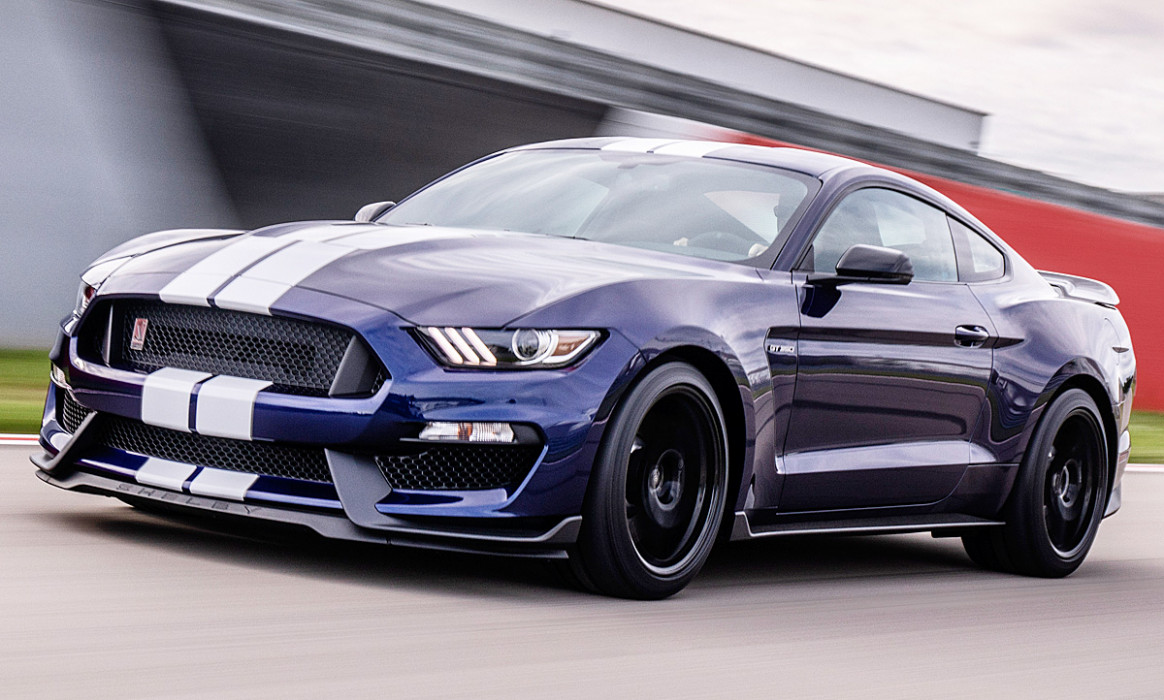 Ford Mustang Shelby GT7 (7): Modellpflege | autozeitung