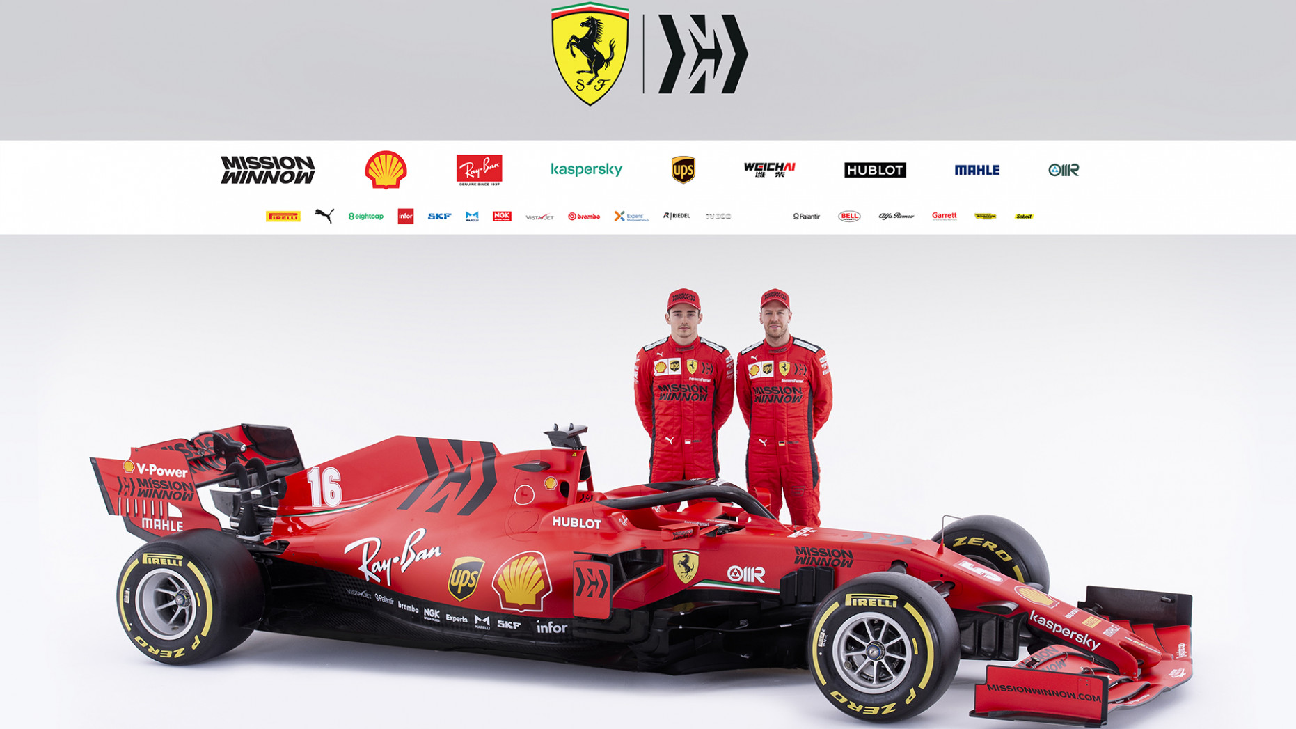 GALLERY: Ferrari SF8 launch: Ferrari unveil their 8 F8 car ..