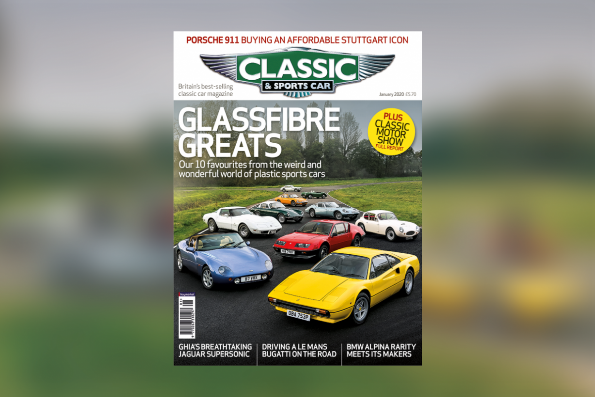 Glassfibre greats: Inside the January 8 issue of C&SC | Classic ..