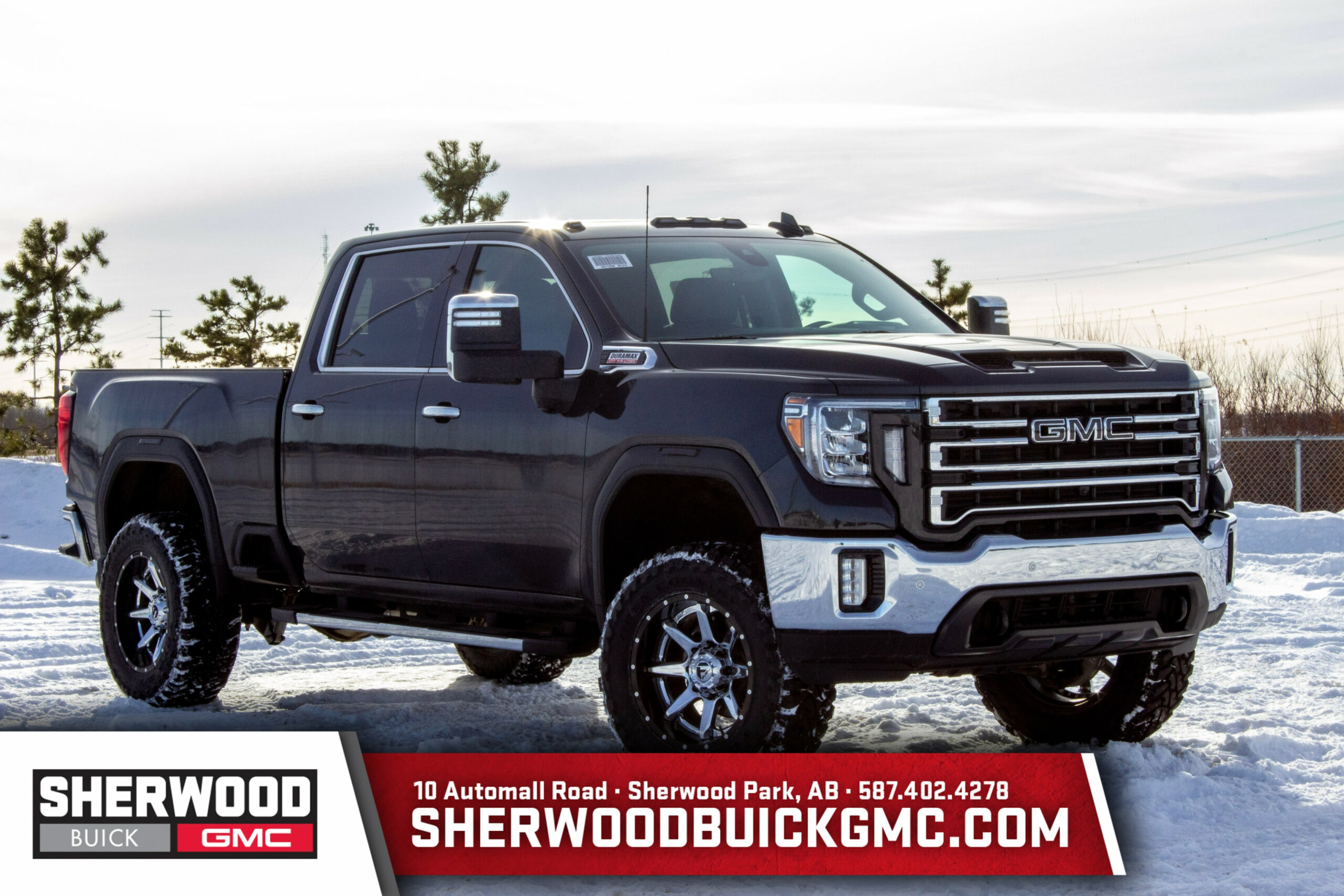 GMC SPECIAL EDITIONS & CUSTOM OFF-ROAD INVENTORY | Sherwood Buick GMC