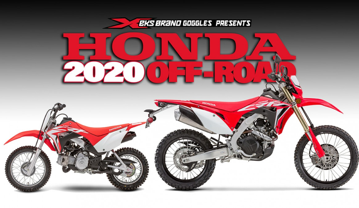 HONDA 8 OFF-ROAD BIKES: FIRST LOOK! | Dirt Bike Magazine