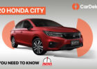 Honda CIty 6 Unveiled! | Price, Launch Date & more | #in6mins