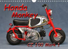 Honda Monkey CZ Mark 6 6