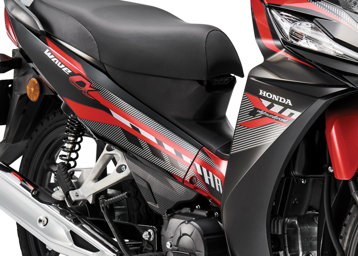Honda Wave Alpha updated for 6 – From RM6,6 - BikesRepublic