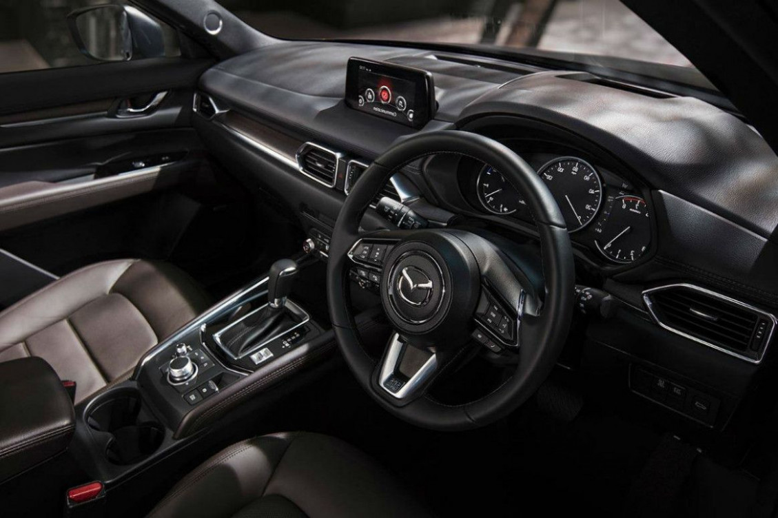 How 6 Mazda Cx-6 Interior Can Increase Your - 2020 mazda cx-5 interior