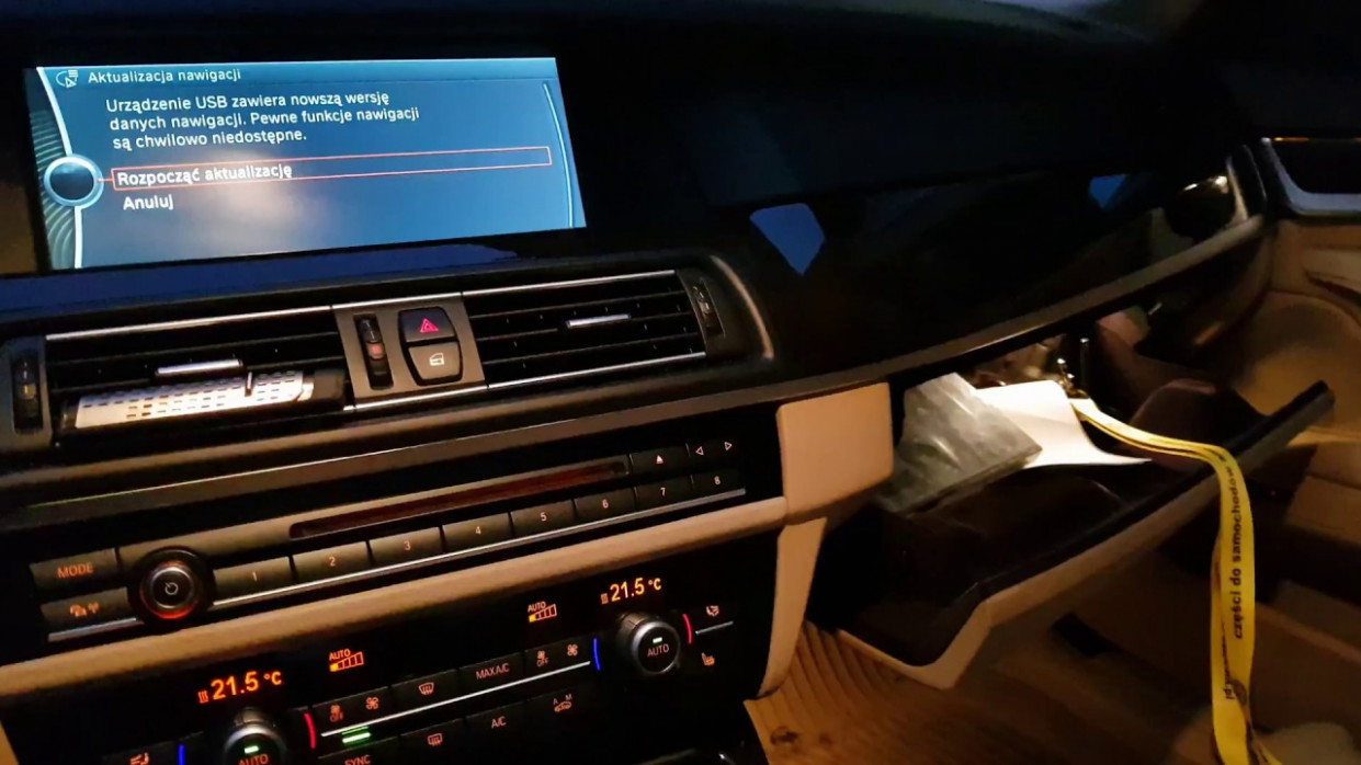 HOW TO Update BMW Navigation Maps to 11