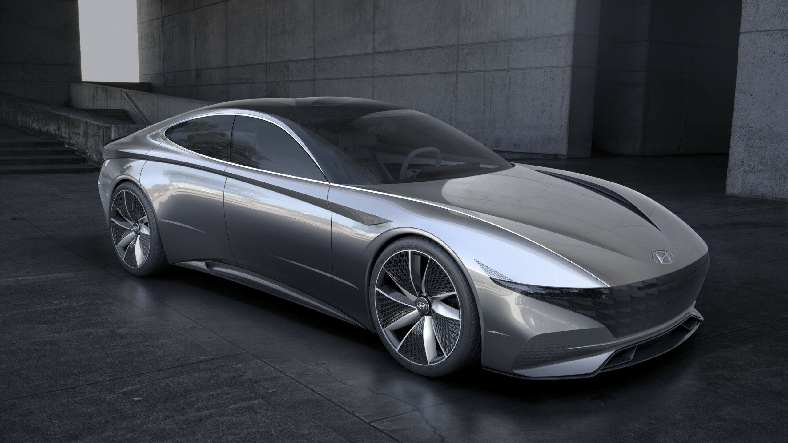 Hyundai Plotting A New Concept; Could Base The Next-Gen Sonata On ..