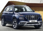 Hyundai Venue Price in India, Mileage, Images & Specs | AutoPortal
