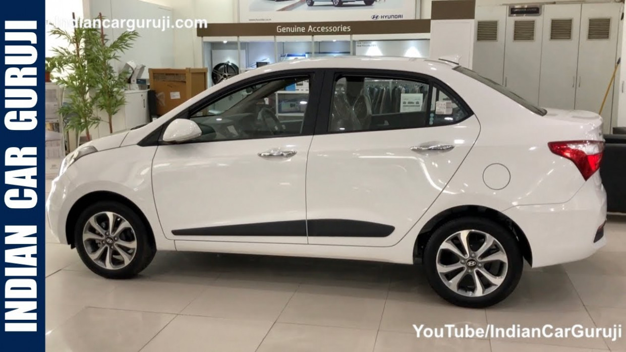 Hyundai Xcent SX(O) On-Road Price,Interior and Features | Xcent Top Model  Review - hyundai xcent 2020 price