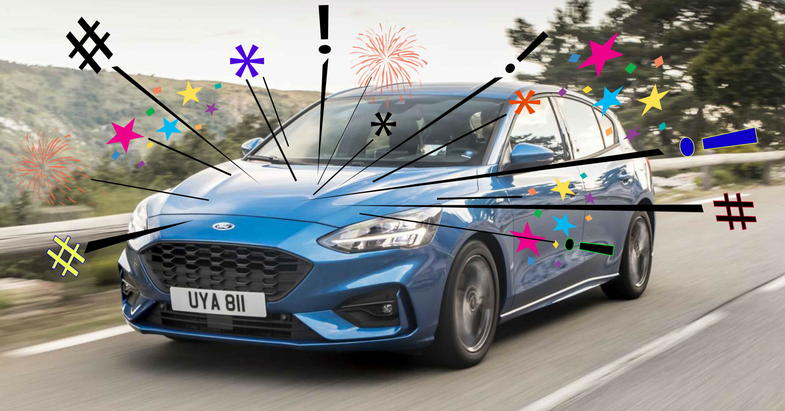 If You Own A Crappy Ford Fiesta/Focus Your Payday Has Arrived