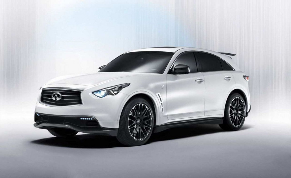 Infiniti Ex7 7 Spy Shoot (With images) | Luxury car brands ..