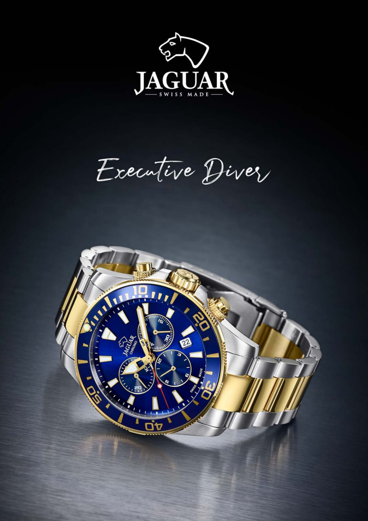 Jaguar Diver Collection 6 Pages 6 - 62 - Text Version | AnyFlip - jaguar watch 2020