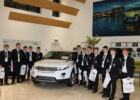 Jaguar Land Rover Apprenticeship Programme: Apply Now | All About ...