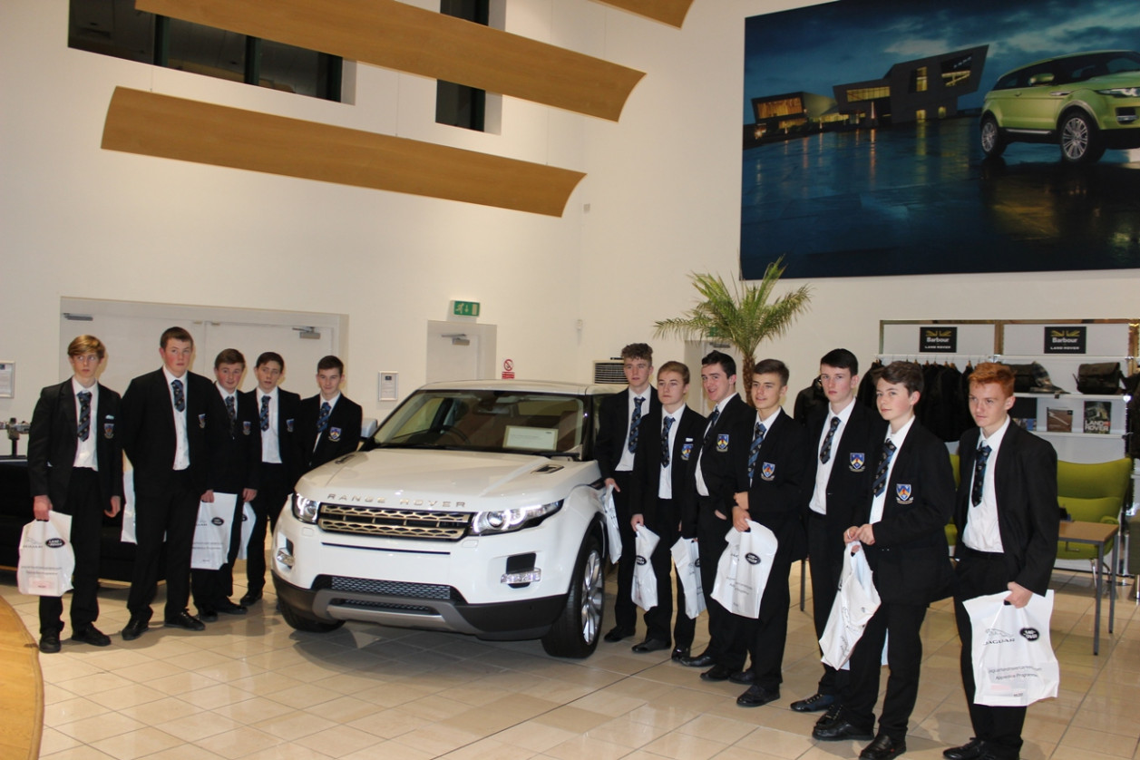 Jaguar Land Rover Apprenticeship Programme: Apply Now | All About ..