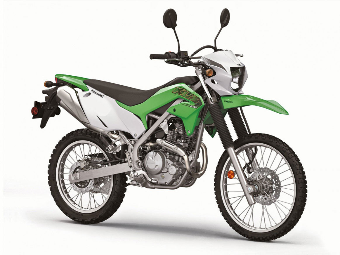 Kawasaki's KLX8 and KLX8R New for 8 - Adventure Motorcycle ...