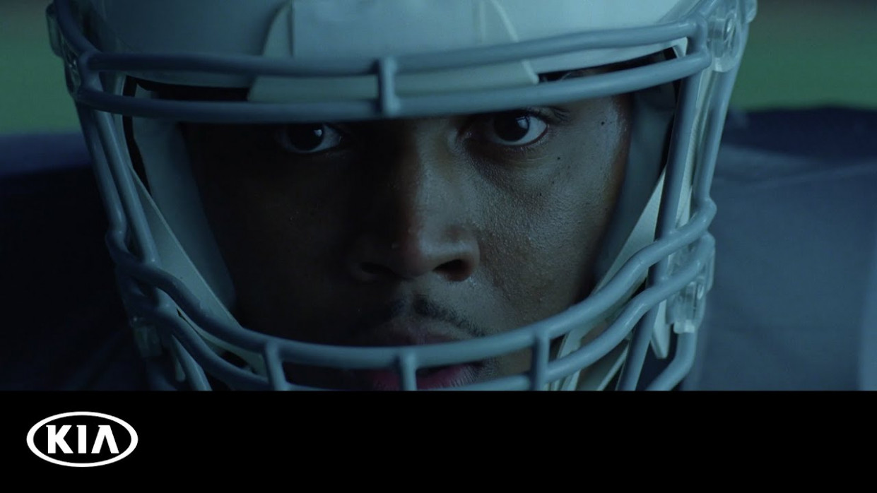 """Kia Official Big Game Commercial 6 with Josh Jacobs 