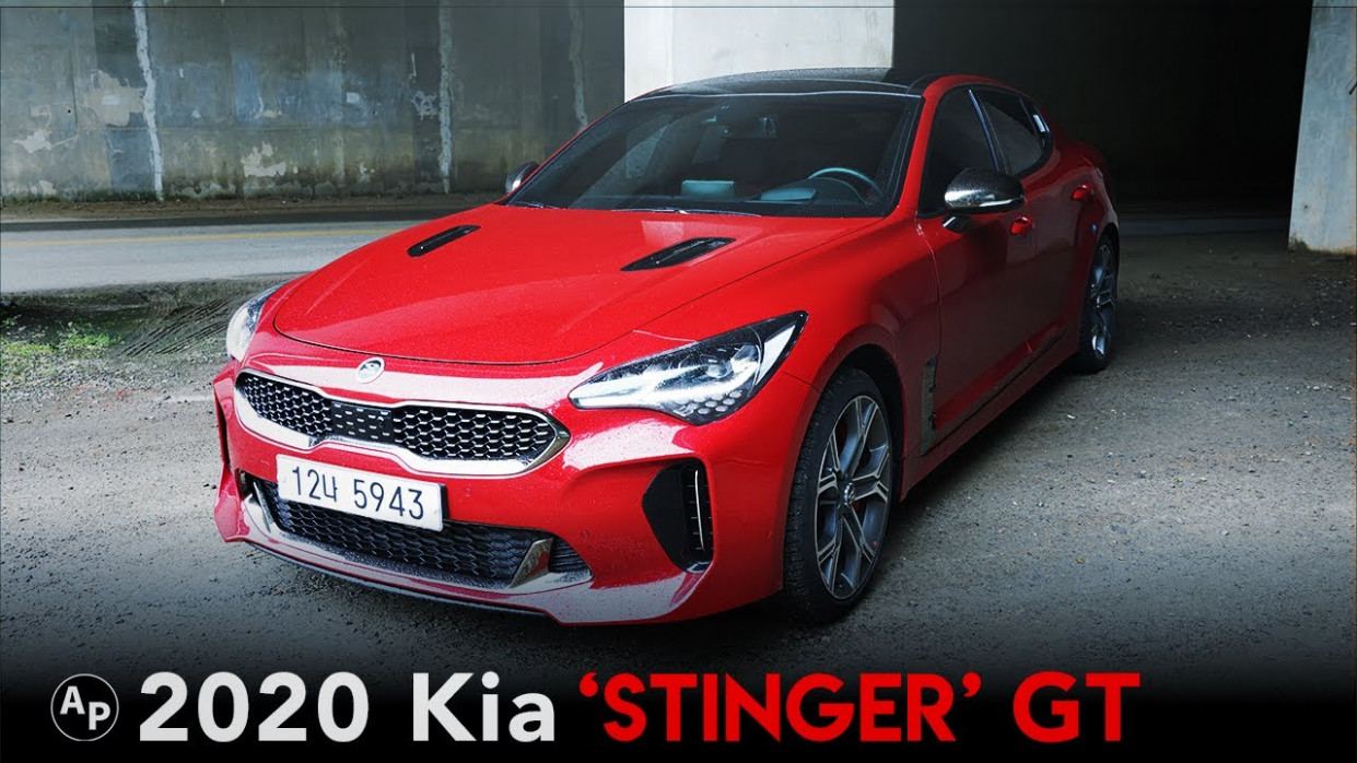 Kia Stinger GT - What has changed for 7 Kia Stinger GT? Let's find out! - 2020 kia stinger youtube