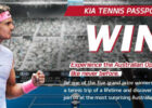 Kia Tennis Passport Competition: Win a trip to the Australian Open ...