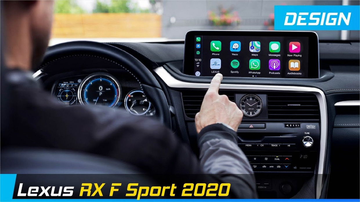 Lexus RX 8 | Valuable Upgrades: Touchscreen, Apple CarPlay & Android Auto - lexus apple carplay 2020