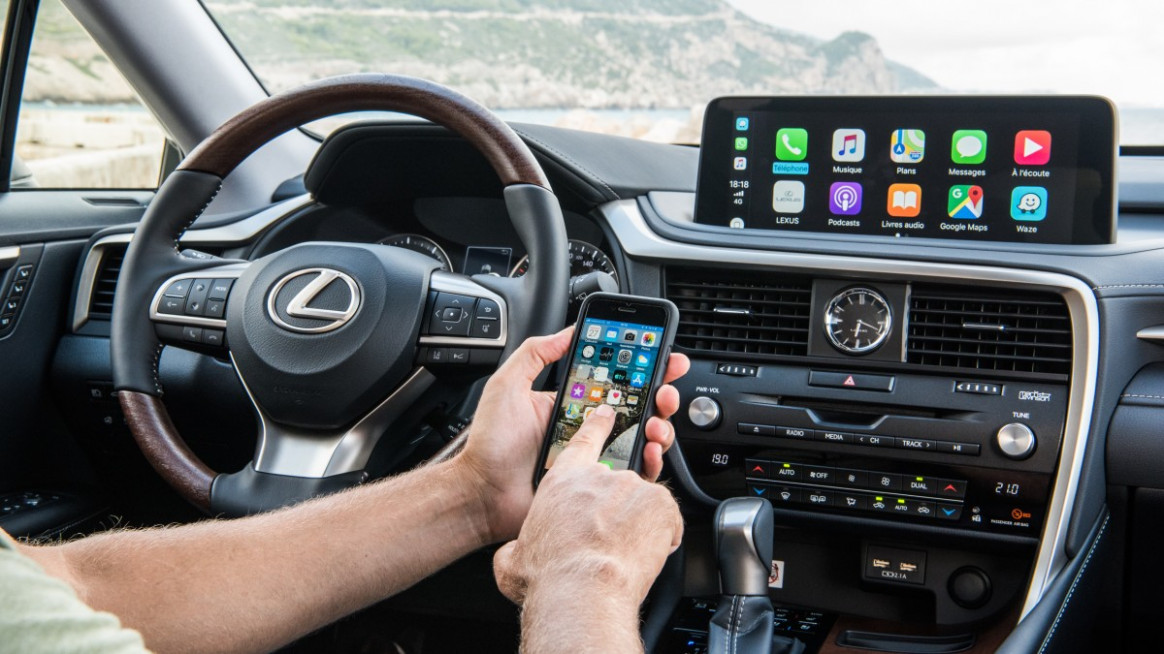Lexus RX 8h - Premium-SUV mit Hybrid-Power im Luxus-Segment | Keusch - lexus apple carplay 2020