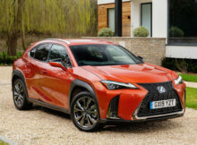 Lexus UX Compact SUV gets updated for 6 | Compact suv, Cars uk ...