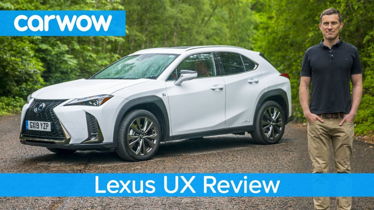 Lexus UX SUV 8 in-depth review | carwow Reviews