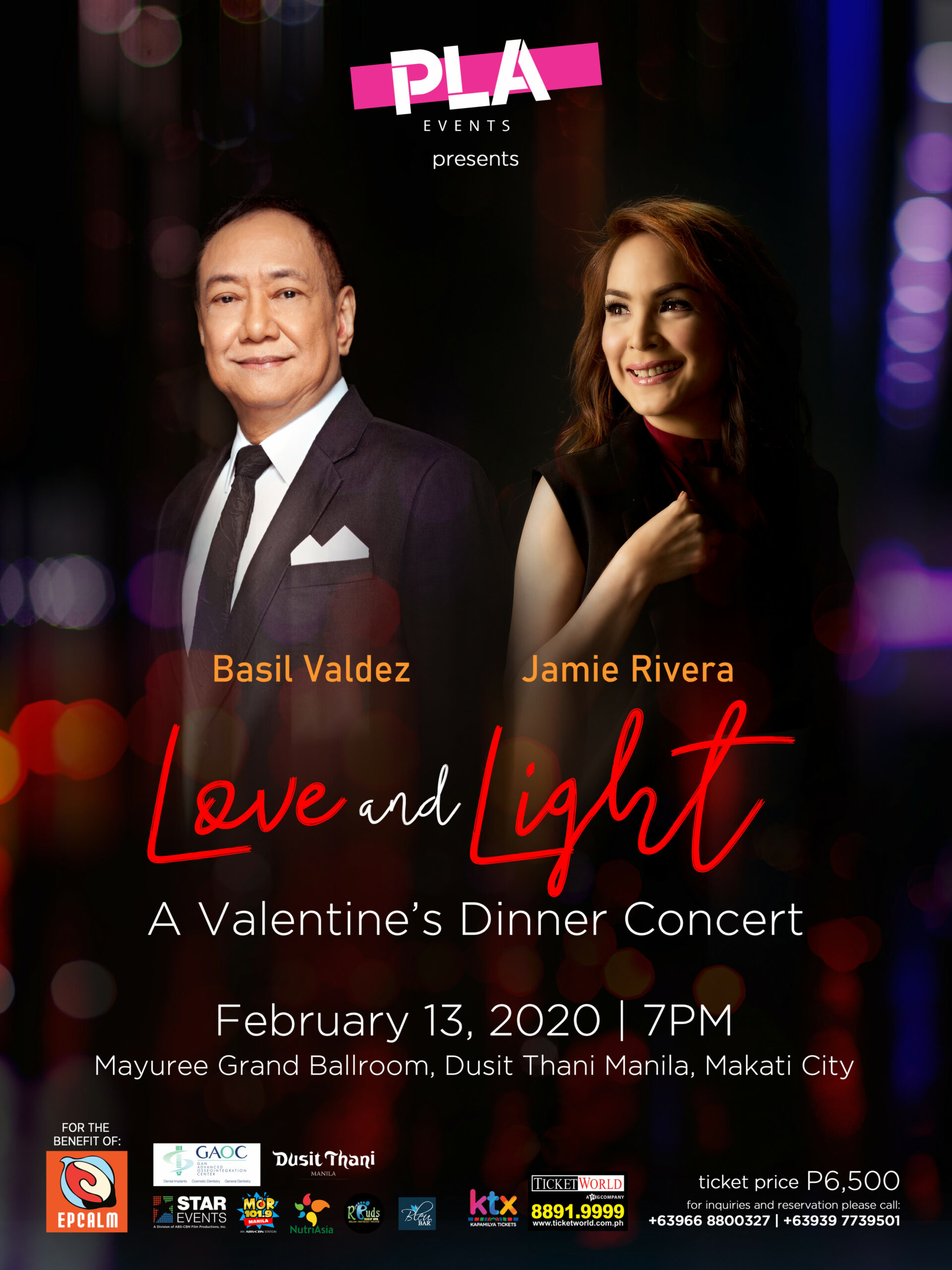 LIST: Concerts in Metro Manila you can watch during Valentine's ...