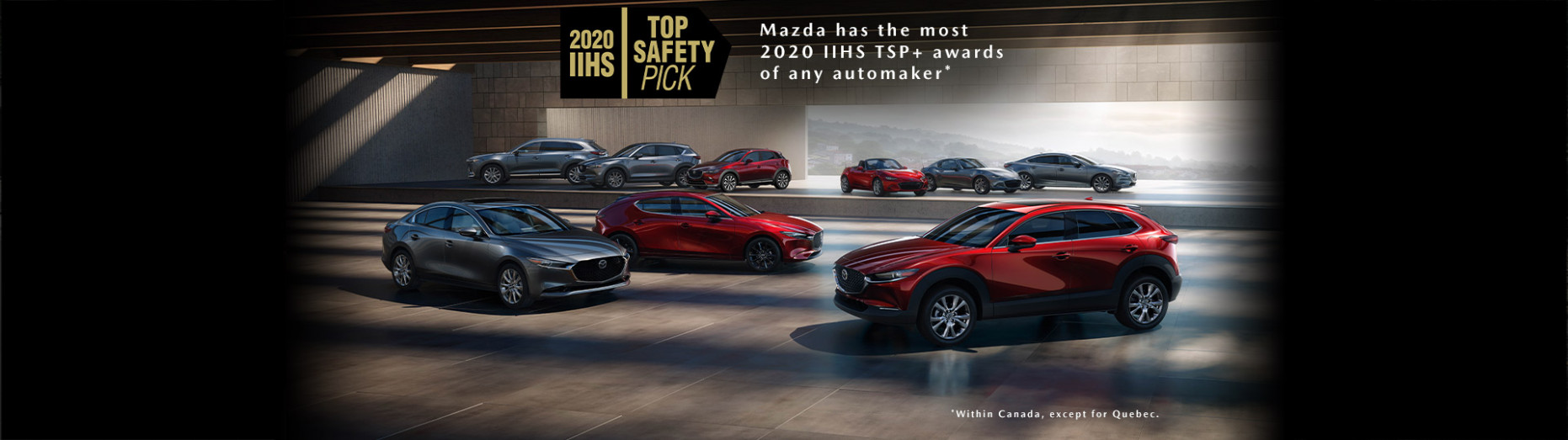 Mazda Canada | Mid-Size Cars, Compacts, Crossovers, SUVs