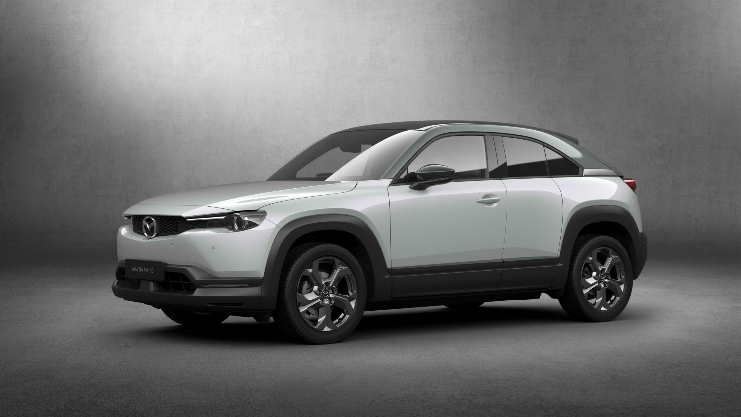 Mazda's MX-6 electric crossover debuts with 'right sized' battery ...