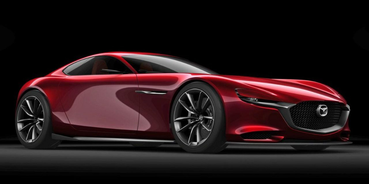 Mazda to release first all-electric car in 8 - Electrek