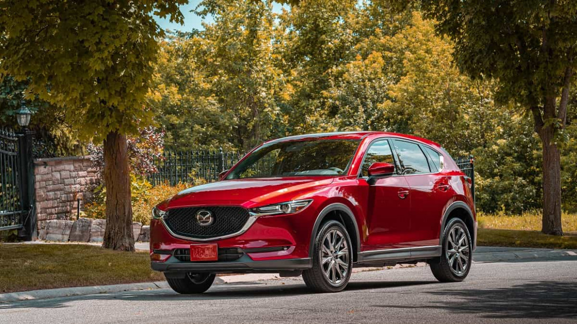 Mazda Tweaks 6 CX-6 Crossover - Here's What Changed & What It ...