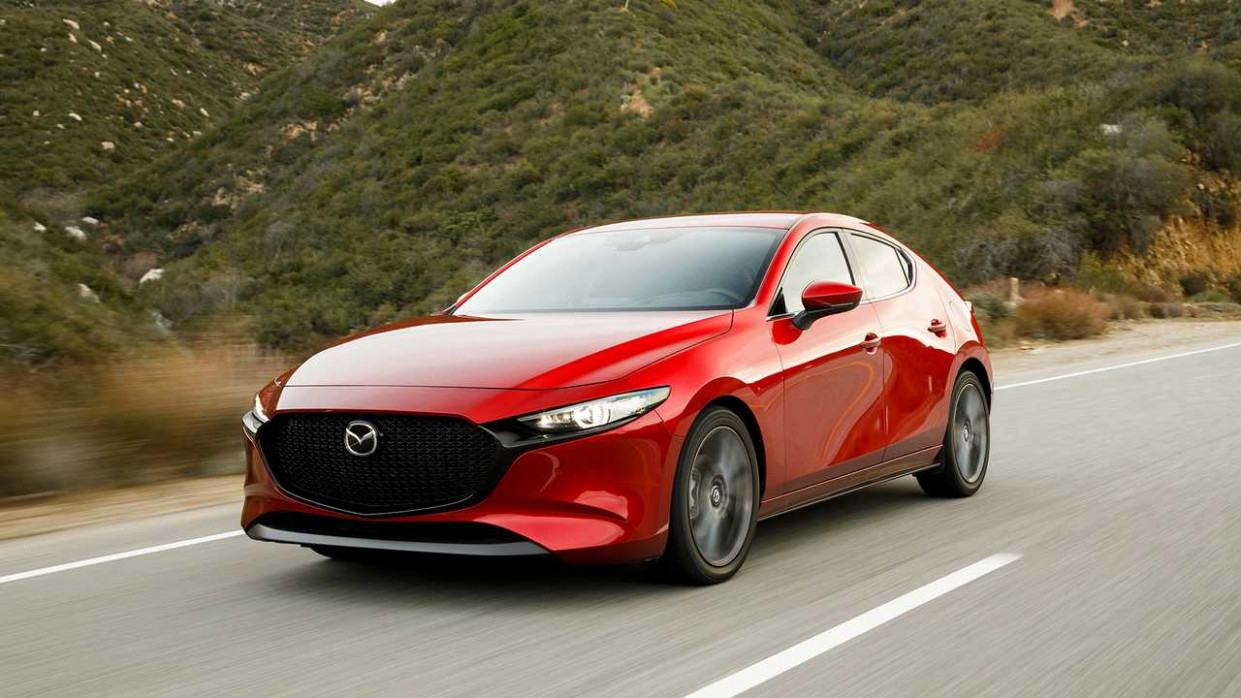 Mazda6 Recalled Because Its Wheels Might Fall Off