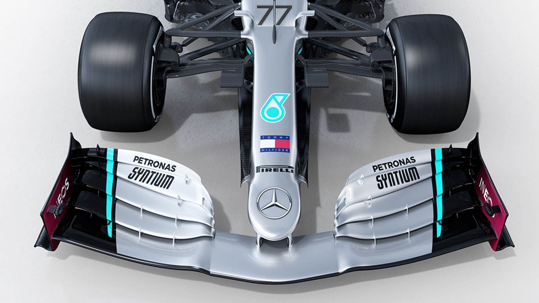 Mercedes' 6 F6 car: Our first take on Lewis Hamilton's W66