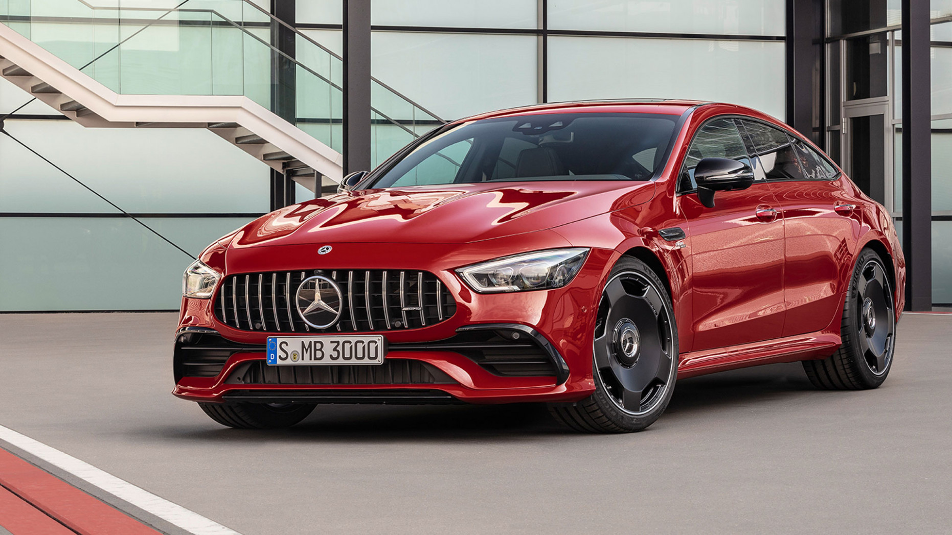 Mercedes-AMG GT 8 8MATIC+ 8-door Coupé - 2020 mercedes amg gt 4 door coupe