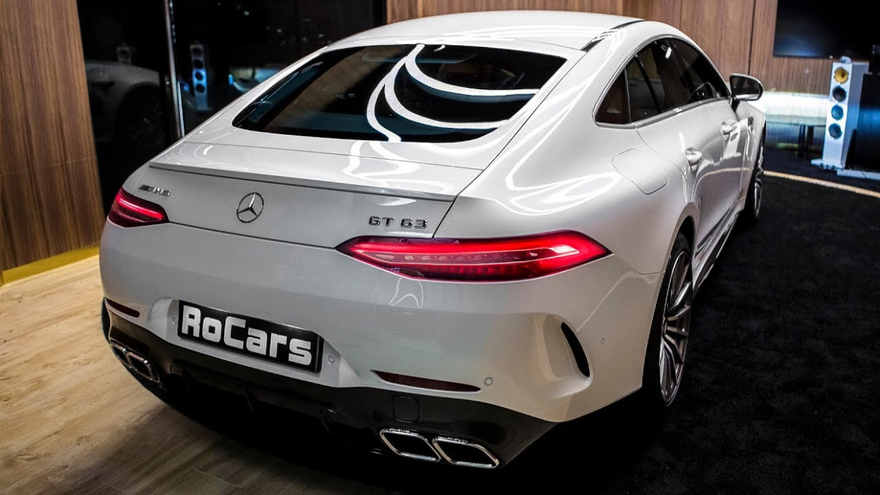 Mercedes-AMG GT 8 8MATIC+ (8) - Wild 8-Door Coupe! - 2020 mercedes amg gt 4 door coupe