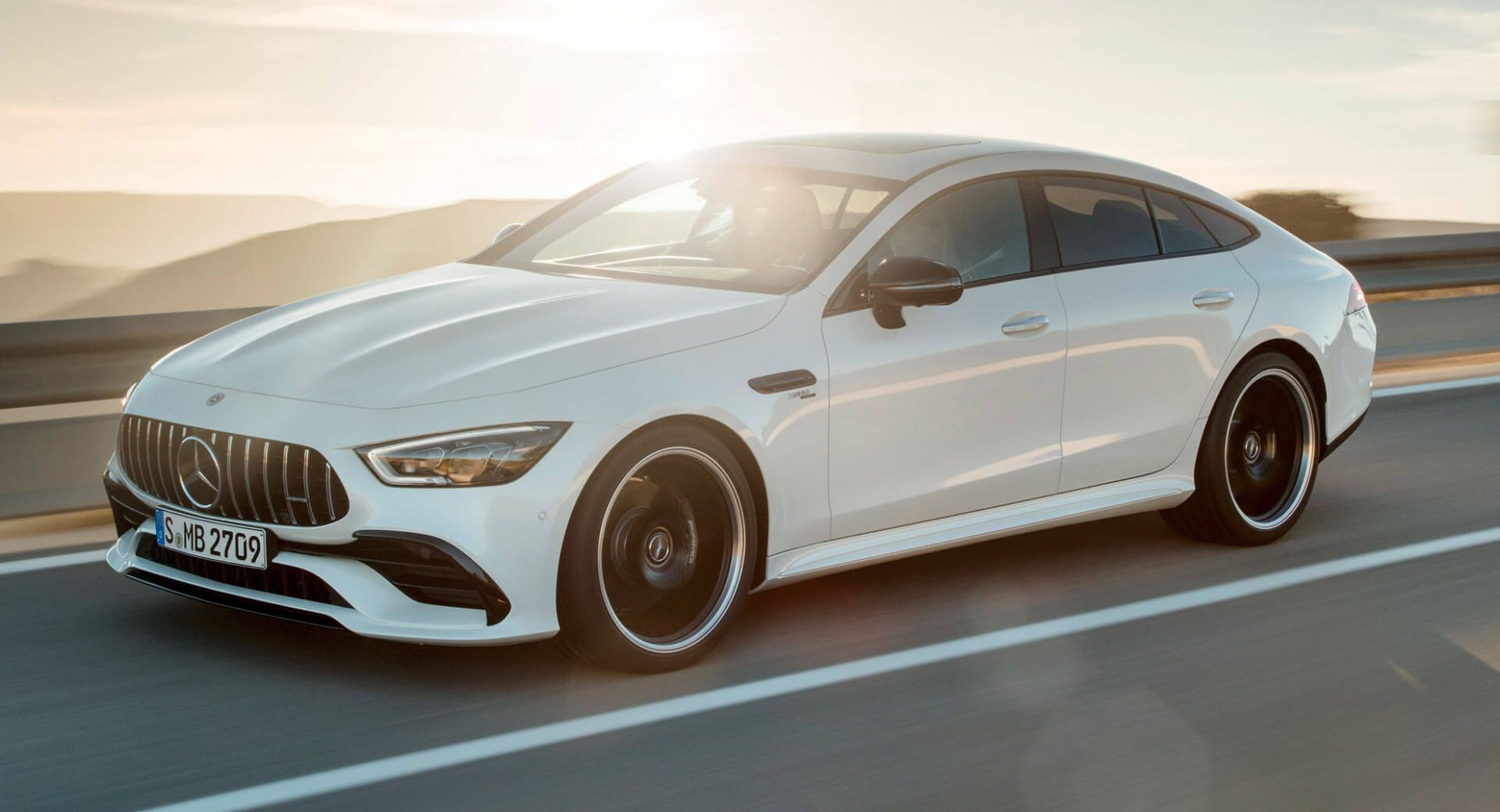 Mercedes-AMG GT 8-Door Coupe Hybrid Might Arrive In 8 ..